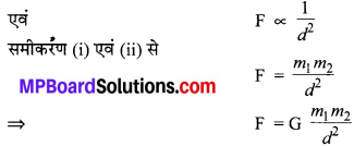 MP Board Class 9th Science Solutions Chapter 10 गुरुत्वाकर्षण image 22