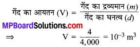 MP Board Class 9th Science Solutions Chapter 10 गुरुत्वाकर्षण image 23