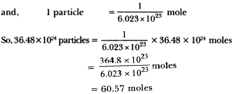 MP Board Class 9th Science Solutions Chapter 3 Atoms and Molecules 10