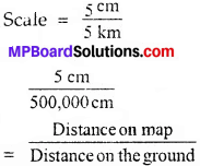 MP Board Class 9th Social Science Solutions Chapter 8 Map Reading and Numbering - 10 - Copy