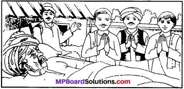 MP Board Class 10th General English Writing Task 2