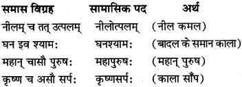 Sanskrit Mein Samas MP Board Class 10th