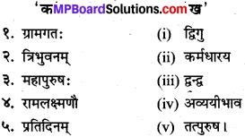 Samas Class 10 Sanskrit MP Board