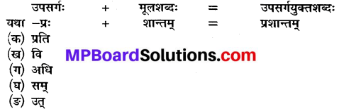 Sanskrit Class 10 Chapter 12 Mp Board