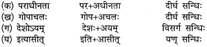 Sanskrit Class 10 Chapter 18 Mp Board