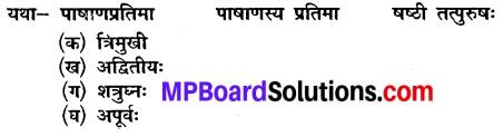Class 10th Sanskrit Chapter 20 Mp Board