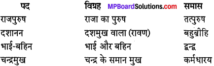 MP Board Class 10th Special Hindi भाषा बोध img-13