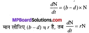 MP Board Class 12th Biology Solutions Chapter 13 जीव और समष्टियाँ 1