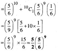 MP Board Class 12th Maths Book Solutions Chapter 13 प्रायिकता विविध प्रश्नावली img 7