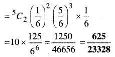MP Board Class 12th Maths Book Solutions Chapter 13 प्रायिकता विविध प्रश्नावली img 9