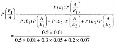 MP Board Class 12th Maths Book Solutions Chapter 13 प्रायिकता Ex 13.3 img 10