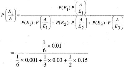 MP Board Class 12th Maths Book Solutions Chapter 13 प्रायिकता Ex 13.3 img 17