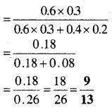 MP Board Class 12th Maths Book Solutions Chapter 13 प्रायिकता Ex 13.3 img 2