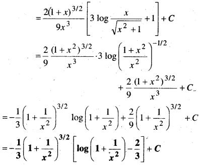 MP Board Class 12th Maths Book Solutions Chapter 7 समाकलन विविध प्रश्नावली img 40