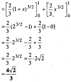 MP Board Class 12th Maths Book Solutions Chapter 7 समाकलन विविध प्रश्नावली img 50