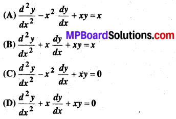 MP Board Class 12th Maths Book Solutions Chapter 9 अवकल समीकरण Ex 9.3 img 11