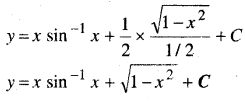 MP Board Class 12th Maths Book Solutions Chapter 9 अवकल समीकरण Ex 9.4 img 26