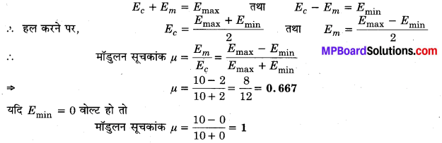 MP Board Class 12th Physics Solutions Chapter 15 संचार व्यवस्था img 4