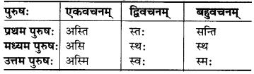 MP Board Class 6th Sanskrit व्याकरण-खण्डः 28