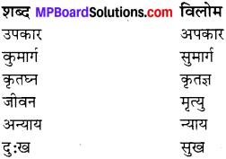 Bhasha Bharti Hindi Book Class 7 Solutions MP Board Chapter 1