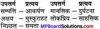 MP Board Class 7th Hindi Sugam Bharti विविध प्रश्नावली 3 1