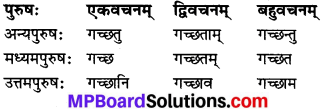 MP Board Class 7th Sanskrit व्याकरण-खण्डः img 19