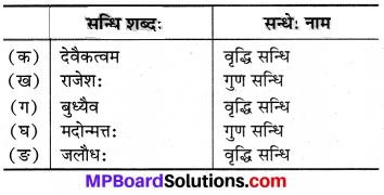 कक्षा 7 संस्कृत पाठ 3 Mp Board Chapter 3