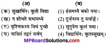Mp Board Class 7th Sanskrit Chapter 4