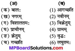 Mp Board Class 7th Sanskrit Chapter 7