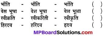 Class 8 Hindi Chapter 15 Mp Board