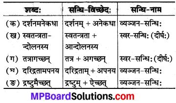 MP Board Class 8th Sanskrit Solutions Chapter 19 प्रियदर्शिनी इन्दिरा 2