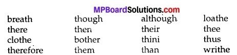 MP Board Class 9th English The Rainbow Workbook Solutions Chapter 2 The Victory 2