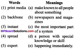 MP Board Class 9th General English The Spring Blossom Solutions Chapter 6 Advertisements 1