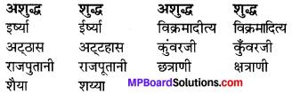 दीपदान एकांकी का प्रश्न उत्तर Up Board MP Board Chapter 1
