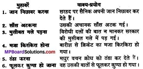 MP Board Class 9th Hindi Vasanti Solutions Chapter 14 मेहमान की वापसी img 2