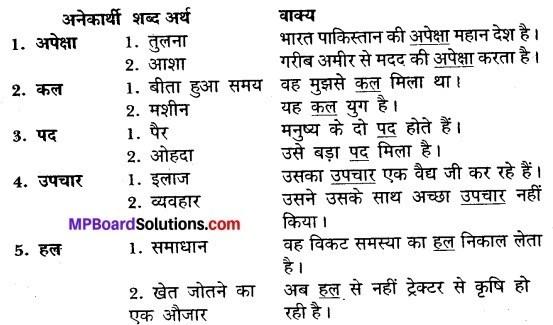 MP Board Class 9th Hindi Vasanti Solutions Chapter 14 मेहमान की वापसी img 3