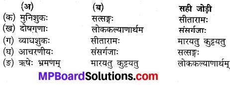 MP Board Class 9th Sanskrit Solutions Chapter 11 संसर्गजाः दोषगुणा img-1