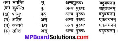 MP Board Class 9th Sanskrit Solutions Chapter 12 कर्तव्यपालनम् img-2