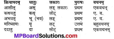 MP Board Class 9th Sanskrit Solutions Chapter 14 वीरबाला img-4