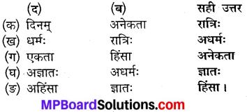 MP Board Class 9th Sanskrit Solutions Chapter 7 सुविज्ञातमेव विश्वसेत् img-2