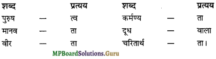 MP Board Class 12th General Hindi व्याकरण Important Questions img 18