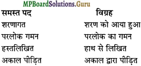 MP Board Class 12th General Hindi व्याकरण Important Questions img 2
