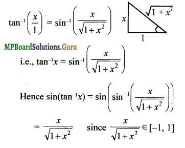 MP Board Class 12th Maths Solutions Chapter 2 Inverse Trigonometric Functions Miscellaneous Exercise 14