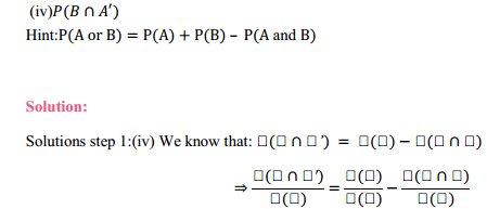 MP Board Class 11th Maths Solutions Chapter 16 Probability Miscellaneous Exercise 9